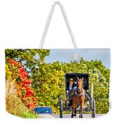 Pennsylvania Amish Weekender Tote Bag