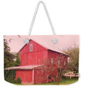 Pennsylvania Barn  Cira 1700 Weekender Tote Bag