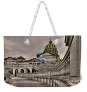 Pennsylvania State Capital Weekender Tote Bag