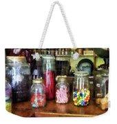 Penny Candies Weekender Tote Bag by Susan Savad