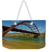 Pennybacker 360 Bridge, Austin, Texas Weekender Tote Bag