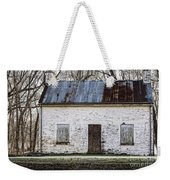 Pennyfield Lockhouse On The C And O Canal In Potomac Maryland Weekender Tote Bag