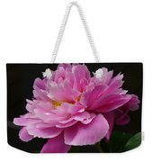Peony Blossoms Weekender Tote Bag