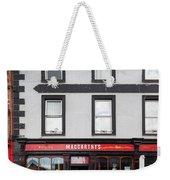 People At A Restaurant, Mccarthys Bar Weekender Tote Bag