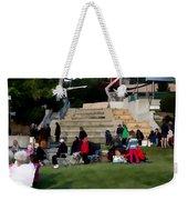 People In The Park Weekender Tote Bag