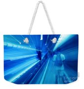 People Rush In Subway. Weekender Tote Bag