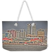 Peoria City Weekender Tote Bag