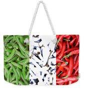 Peperoncino Weekender Tote Bag
