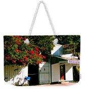 Pepes In Key West Florida Weekender Tote Bag by Susanne Van Hulst