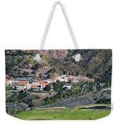 Pepperdine University On A Hill Weekender Tote Bag
