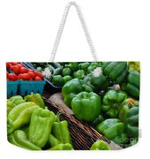 Peppers From The Farm Nj Weekender Tote Bag