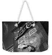 Pepsi Cola Vintage Logo  Weekender Tote Bag