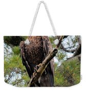Perched After The Hunt Weekender Tote Bag