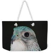 Peregrine Falcon Weekender Tote Bag