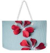 Perfect Petals Weekender Tote Bag