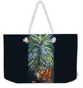 Perfect Pineapple Weekender Tote Bag by Eloise Schneider