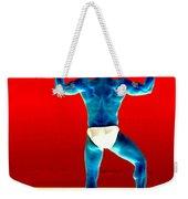 Perfect Pose Weekender Tote Bag