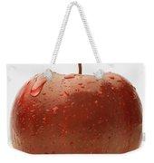 Perfect Red Apple Weekender Tote Bag