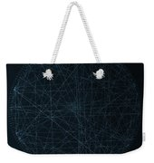 Perfect Square Weekender Tote Bag by Jason Padgett
