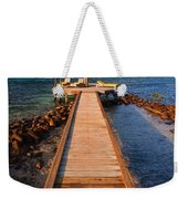 Perfect Vacation Weekender Tote Bag