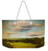 Perfect Valley Weekender Tote Bag