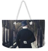 Period Gentleman Weekender Tote Bag