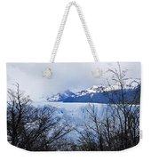 Perito Moreno Glacial Landscape Weekender Tote Bag