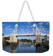 Perkins Cove - Maine Weekender Tote Bag