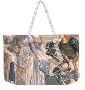 Perseus And The Sea Nymphs, C.1876 Weekender Tote Bag