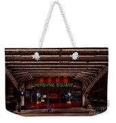 Pershing Square Cafe Weekender Tote Bag
