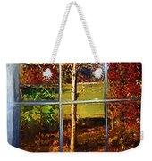 Perspective On Fall  Weekender Tote Bag