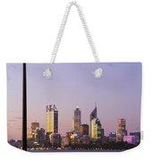 Perth 2am-004259 Weekender Tote Bag