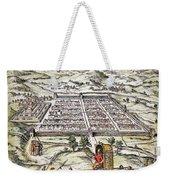 Peru: Cuzco, 1572 Weekender Tote Bag