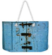 Peruvian Door Decor 8 Weekender Tote Bag