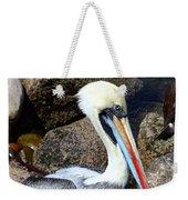 Peruvian Pelican Weekender Tote Bag