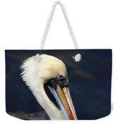 Peruvian Pelican Portrait Weekender Tote Bag