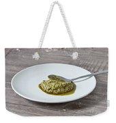 Pesto Weekender Tote Bag