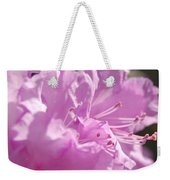 Petal Pink By Jrr Weekender Tote Bag