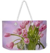 Petal Pusher  Weekender Tote Bag