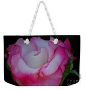 Petals Abstract Weekender Tote Bag