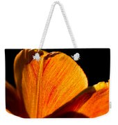 Petals And Sun Weekender Tote Bag