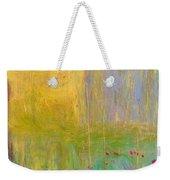 Petals In The Wind Weekender Tote Bag