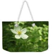 Petals Of White Weekender Tote Bag