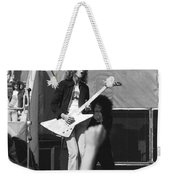 Day On The Green 6-6-76 #6 Weekender Tote Bag