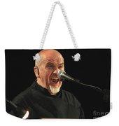 Peter Gabriel Weekender Tote Bag