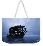 Peter Iredale Shipwreck Oregon 3 Weekender Tote Bag