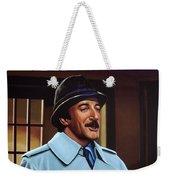 Peter Sellers As Inspector Clouseau  Weekender Tote Bag
