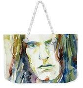 Peter Steele Portrait.4 Weekender Tote Bag