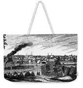 Petersburg, Virginia, 1856 Weekender Tote Bag