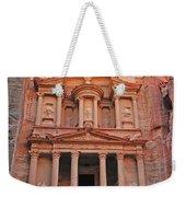 Petra Treasury Weekender Tote Bag